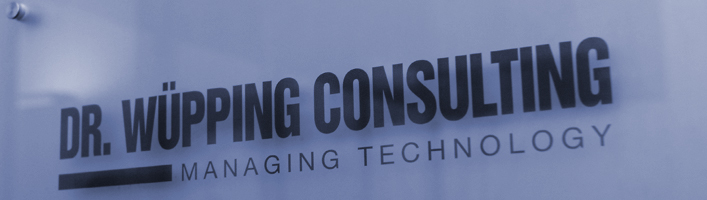 Seminar Dr. Wüpping Consulting